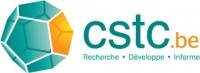 Logo CSTC - Centre Scientifique et Technique de la Construction