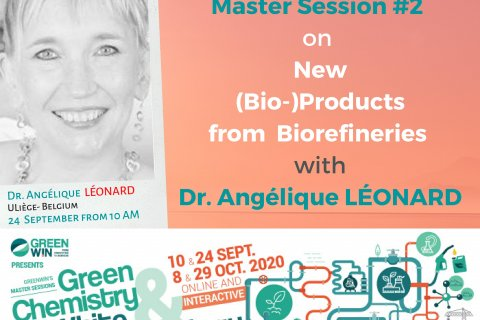 Meet Prof. Dr. Angélique LÉONARD from ULiège, on our Master Session #2, on 24 September at 10 AM
