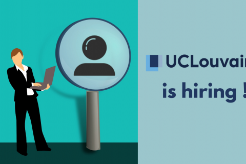 UCLouvain is hiring !